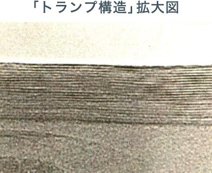 「トランプ構造」拡大図