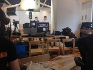 TV撮影に行ってきました。byたいら