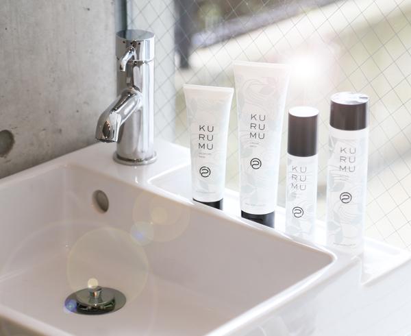 ダブル洗顔不要が一番。お肌の負担を減らそう
